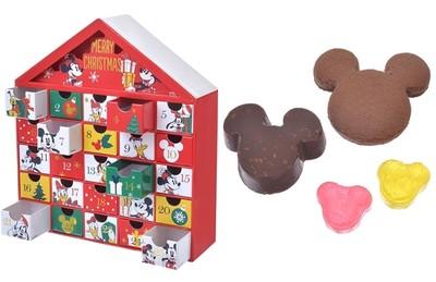 迪士尼推「聖誕節倒數月曆」
