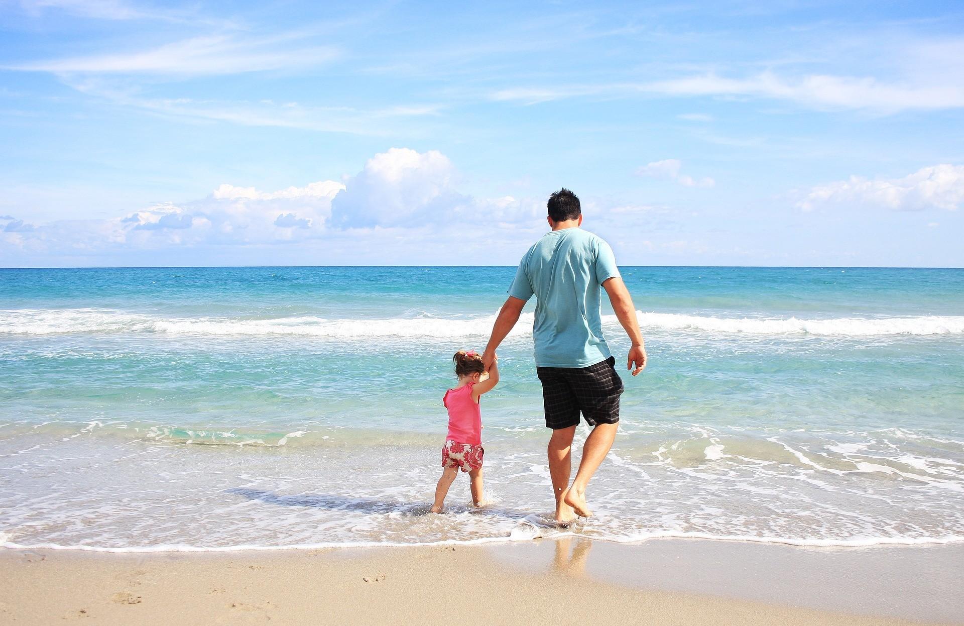 ▲▼父子,父女,親子,家庭,家人,爸爸,父親,小孩,孩童,兒子。(圖/取自pixabay)