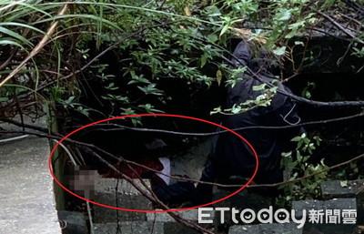 還先往下看了幾眼...男跳進彩虹橋下30公尺深溝慘死