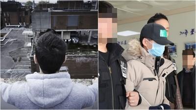 國中生頂樓圍毆80分鐘墜樓亡 俄籍單身母淚控:殺人犯穿我兒外套!