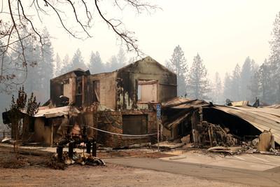 加州野火保險公司無法負擔理賠