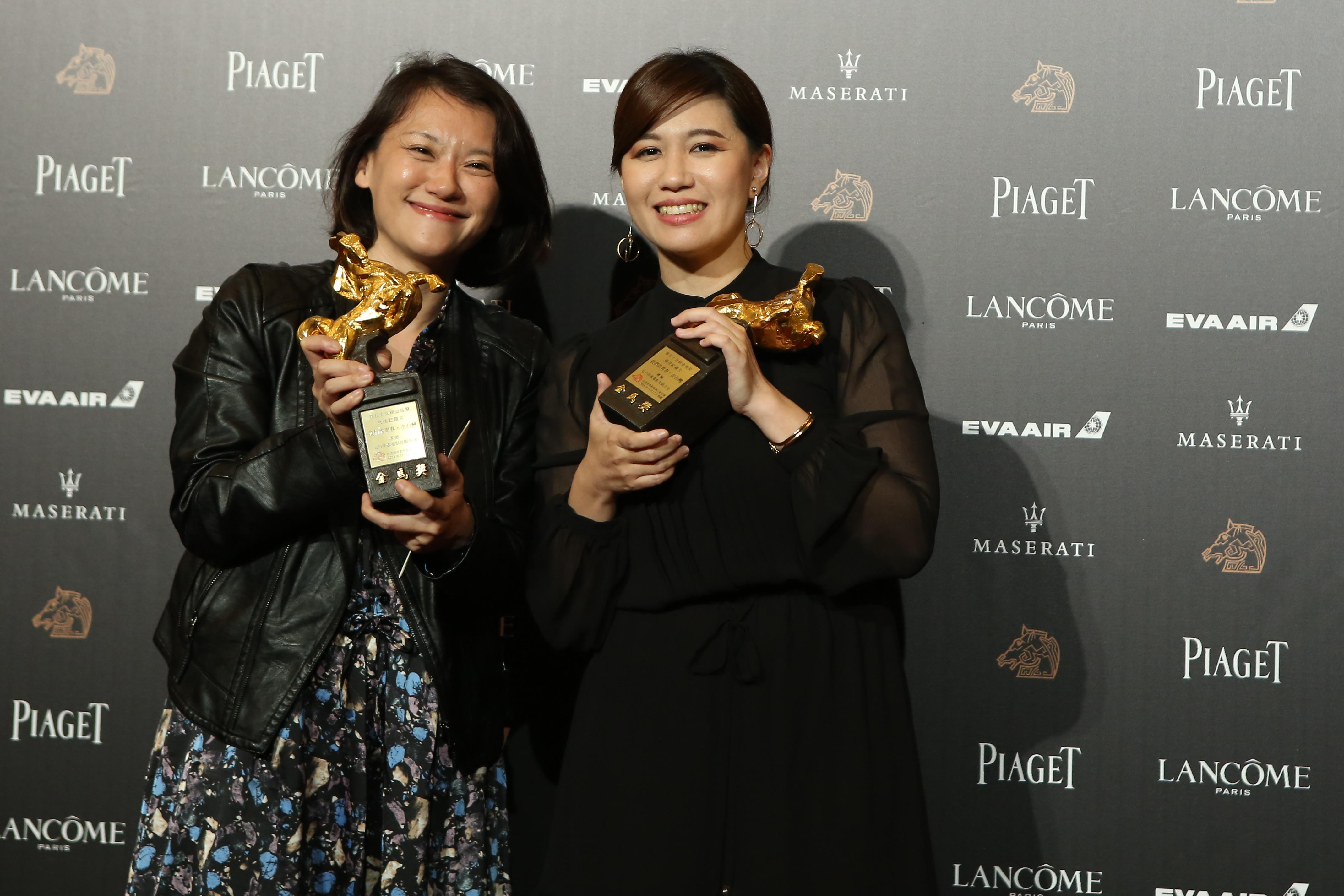 ▲▼ 第55屆金馬獎最佳紀錄片,我們的青春,在台灣,傅榆 。(圖/攝影中心攝)