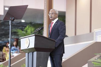 馬爾地夫擬退自貿協定 中方回應