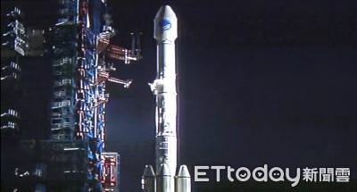 影/直擊陸北斗衛星發射 2020對地球實施「全覆蓋」