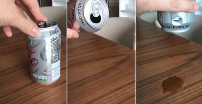 她倒掉一罐可樂 錯過61萬