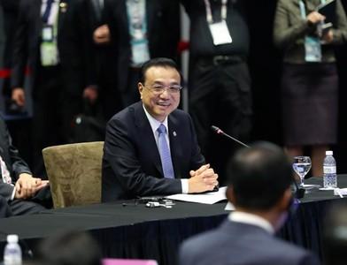 李克強新加坡之行 推動自貿區升級