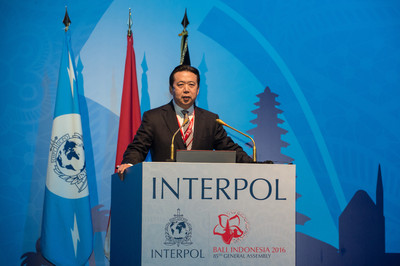 ICPO替換主席 俄內務部官員呼聲高