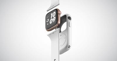 Apple Watch秒變iPod 懷舊保護套設計引共鳴