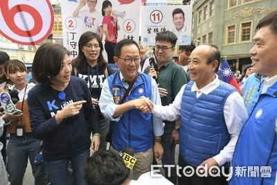 楊志良失言!丁陣營:寶貴建議留下但爭議言論不照單全收