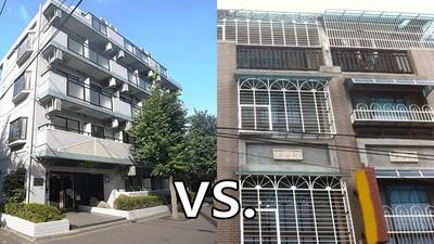 日本整齊宅vs.台灣醜鐵窗! 原因竟是「人家陽台是建商送的」