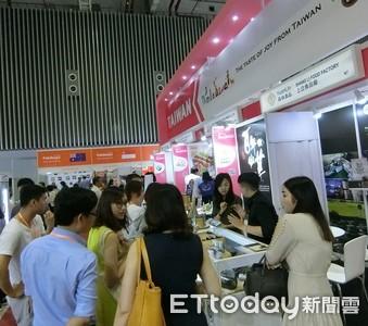 越南食品展台灣食物成焦點