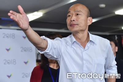 韓國瑜再讚政見 趙天麟:不用九二共識