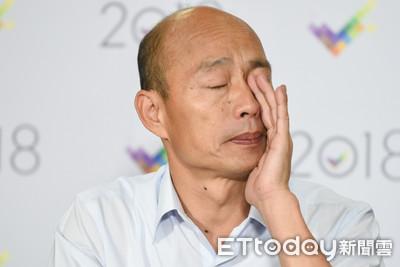 陳芳明:韓國瑜臉被打的跟麵包一樣腫