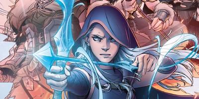 漫威將推出《英雄聯盟》官方漫畫
