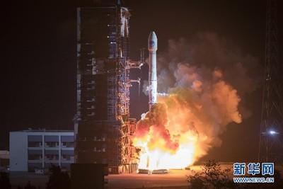 打造太空一帶一路 北斗衛星服務全球