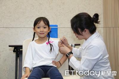幼兒流感疫苗接種「比去年少五萬」醫師小孩打疫苗幫安全掛保證