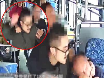 影/陸再傳公車糾紛 乘客揍司機18拳