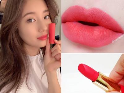 秀智唇色好燒 這款唇膏韓國賣翻