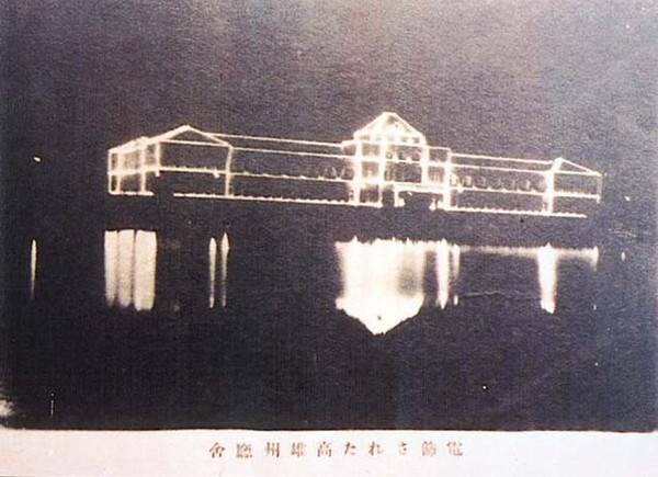 ▲▼ 高雄市民接手日本政府所留下的河面觀光遊艇業,起名「愛河遊船所」,反而成為「愛河」名稱由來的契機 。(圖/翻攝自維基百科)