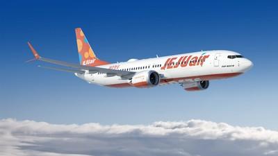 濟州航空訂購40架波音737 MAX 8