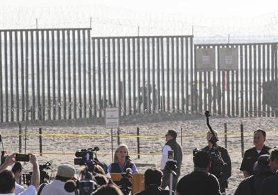 說好墨西哥付錢築牆? 川普跳票被華郵打臉