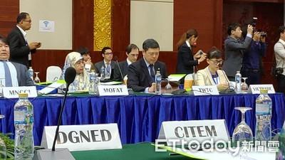 貿協赴寮國參與亞洲貿易推廣論壇