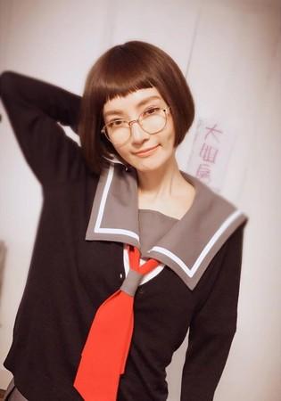 ▲▼謝金燕PO「馬桶蓋激短髮」新造型(圖/翻攝自Facebook/JeannieHsieh謝金燕___bbb)