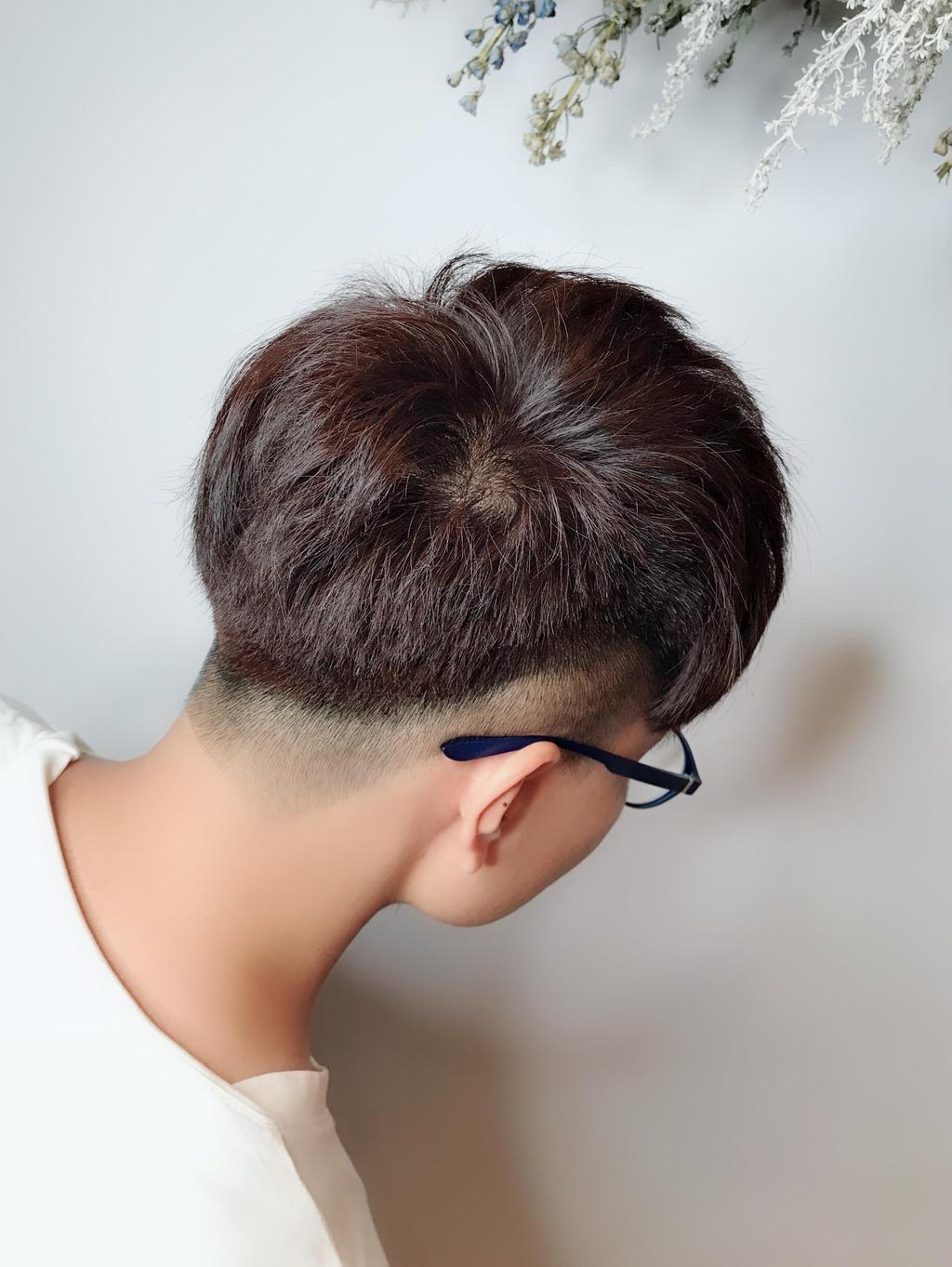 ▲男生質感髮色 。(圖/業者stylemap提供)