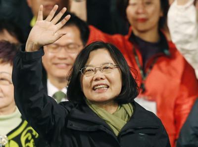 華郵評九合一:民進黨可能面臨困境