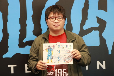 台灣玩家設計造型登上《暴雪英霸》