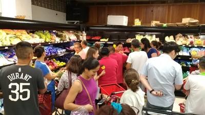 蔡英文:台灣農產品24小時在帛琉完售