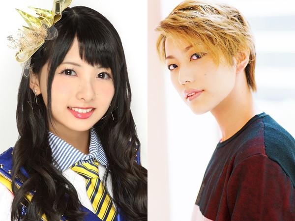 ▲前HKT48岡田栞奈退團2年宣布結婚。(圖/翻攝自推特)