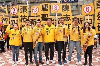 黃國昌布局2020 時代力量要走自己的路