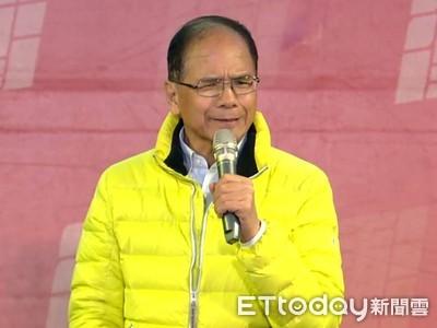 蔡賴PK挺誰?游錫堃:成熟的政黨不會畏懼黨內初選