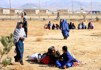阿富汗母9萬賣女兒養家! 卻只拿到2200元