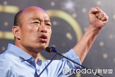 中共不放棄武統 韓國瑜:中華民國要民主