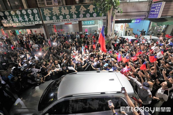 林夕:韩粉IP都中国!韩国瑜80万票打脸「网路声