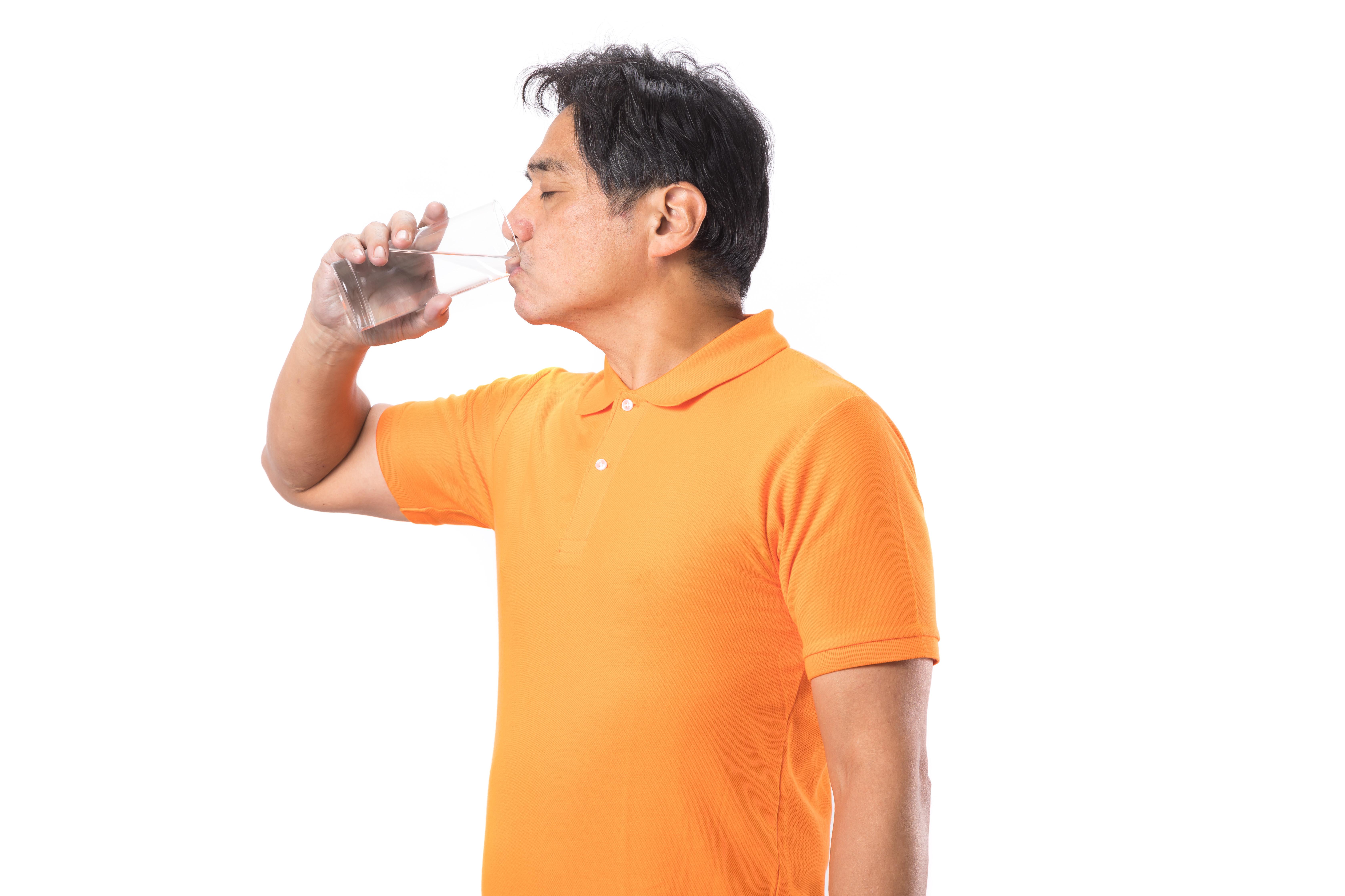▲喝水。(圖/取自免費圖庫pakutaso)