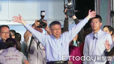 林濁水:柯文哲當選總統容易了