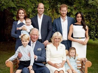 哈利王子、梅根搬離肯辛頓宮