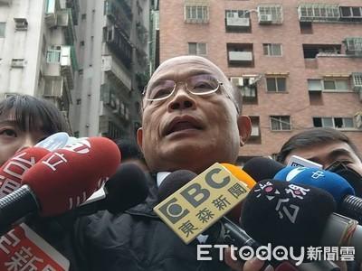 蘇貞昌同意接任行政院長