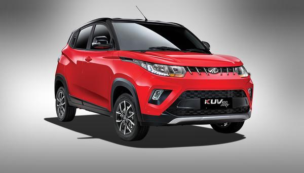 馬亨達SUV「KUV100」報價不到60萬元? 台灣最便宜進口SUV就是它(圖/翻攝自馬亨達)