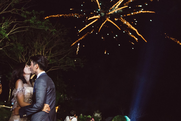 ▲▼ 賈靜雯、修杰楷峇里島婚禮(圖/ 齊點娛樂有限公司、小小姑娘有限公司)。