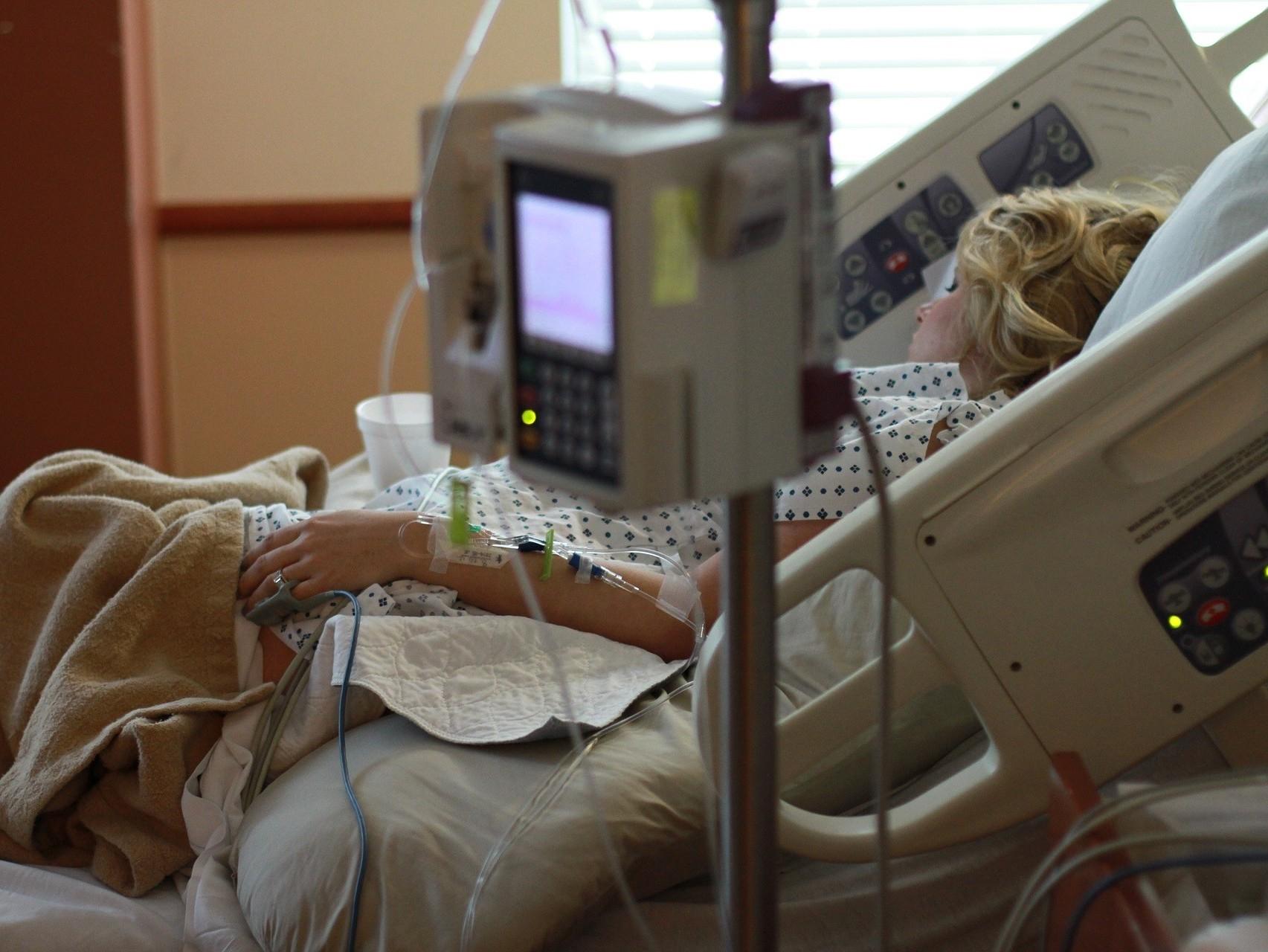 ▲病人。(圖/取自免費圖庫pixabay)