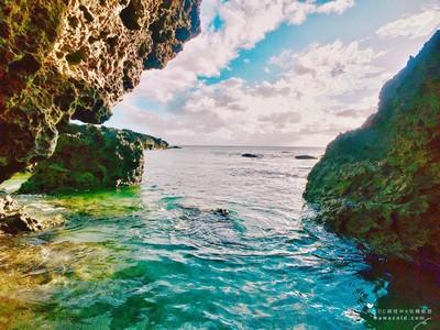 墾丁充滿故事性的夢幻情人海灘