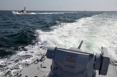 俄羅斯虜烏克蘭3艦 克里米亞爆戰火