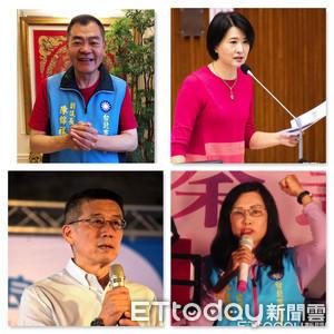 國民黨6人角逐北市議長 12日模擬投票