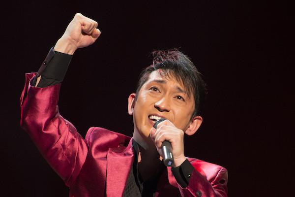 ▲▼日本演歌歌手福田廣平(福田こうへい)吐血送醫。(圖/翻攝自推特)