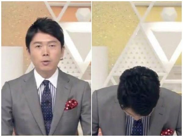 ▲▼日本電視台稱「防彈JIMIN」道歉,被發現是假新聞。(圖/翻攝自推特)