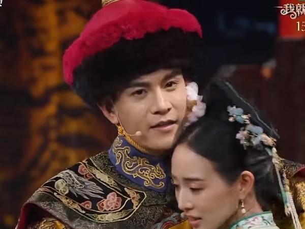 ▲張鈞甯最近和經超一起在《我就是演員》同台飆戲。(圖/翻攝自YouTube)